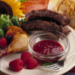 Raspberry & Peppercorn Sauce