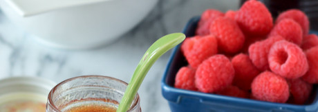 Fresh-Raspberry-Vinegar-Dressing